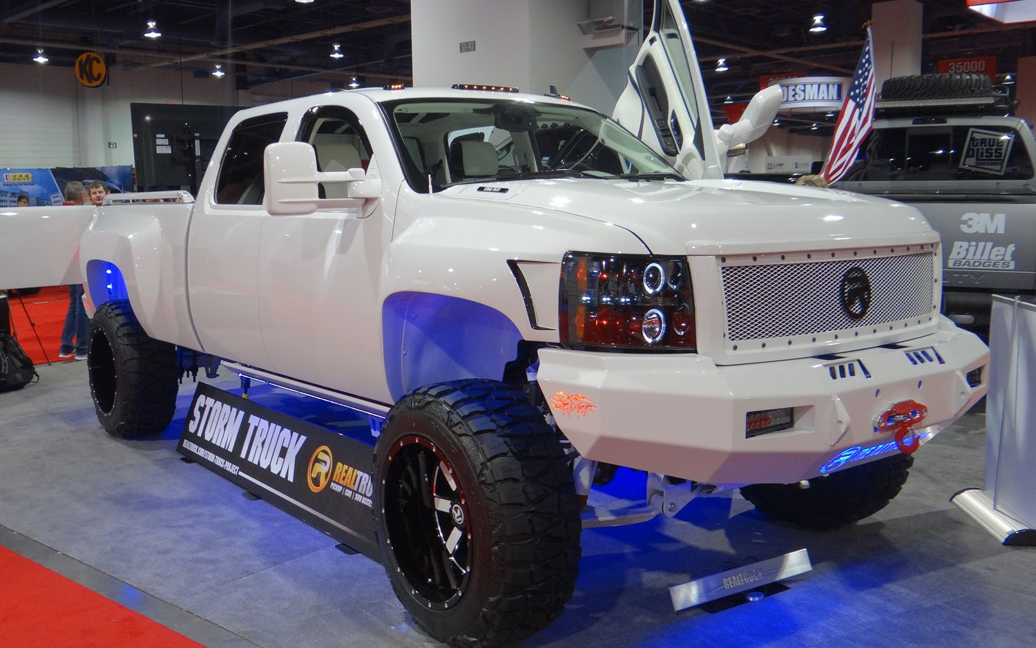 Truck 2500 chevy truck for sale : The Storm Truck is being highlighted in Readers' Rides 2013 by ...