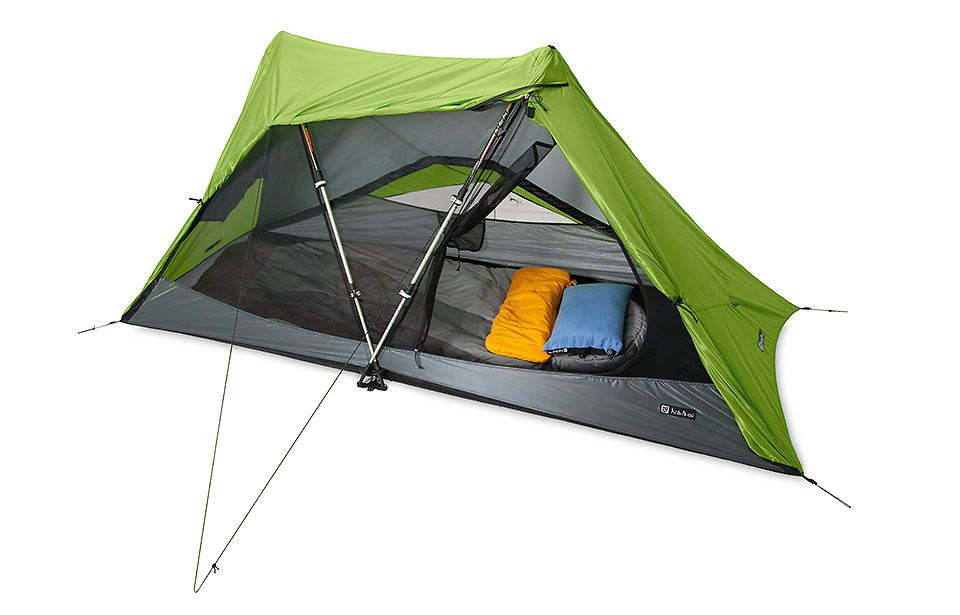 NEMO Veda 1P One Person Backpacking Trekking Pole Tent | NEMO  sc 1 st  Pinterest & NEMO Veda 1P One Person Backpacking Trekking Pole Tent | NEMO ...
