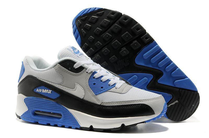 www.fryohobuy.com... - homme air max 90 essential gris et bleu ...