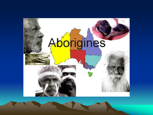 an introduction to aboriginal art and some of the key concepts of aboriginal beliefs
