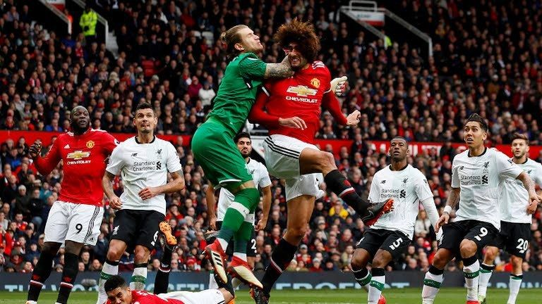 Manchester United Vs Liverpool Highlights Soccer Match Manchester United Matches Today