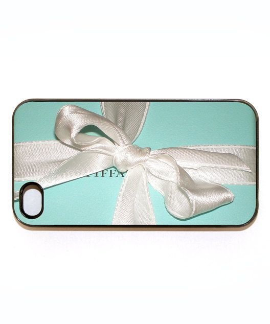 iPhone 4s case Tiffany box design by wallsparks on Etsy, $18.99