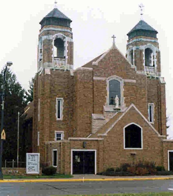 1995 St Peter S Church Eagle River Wi Where Bud And Carol Got Married St Peter S Church House Styles Vilas County
