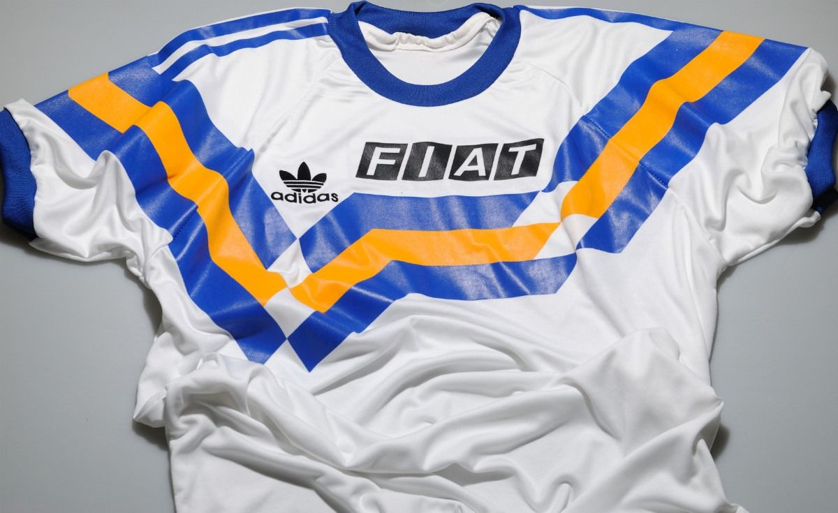 camiseta-retro-boca-1990  fb418595f8ae