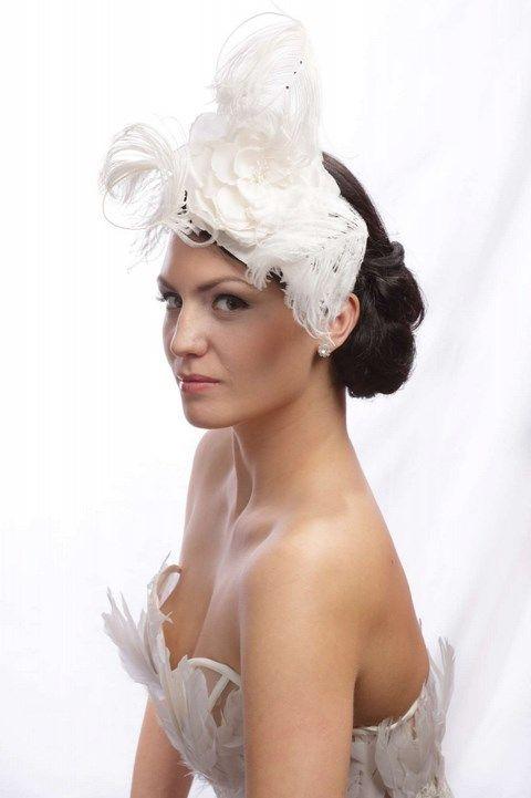 a06ba8a2dbd5 Extravagantná ozdoba do vlasov K10 - Svadobný salón Valery
