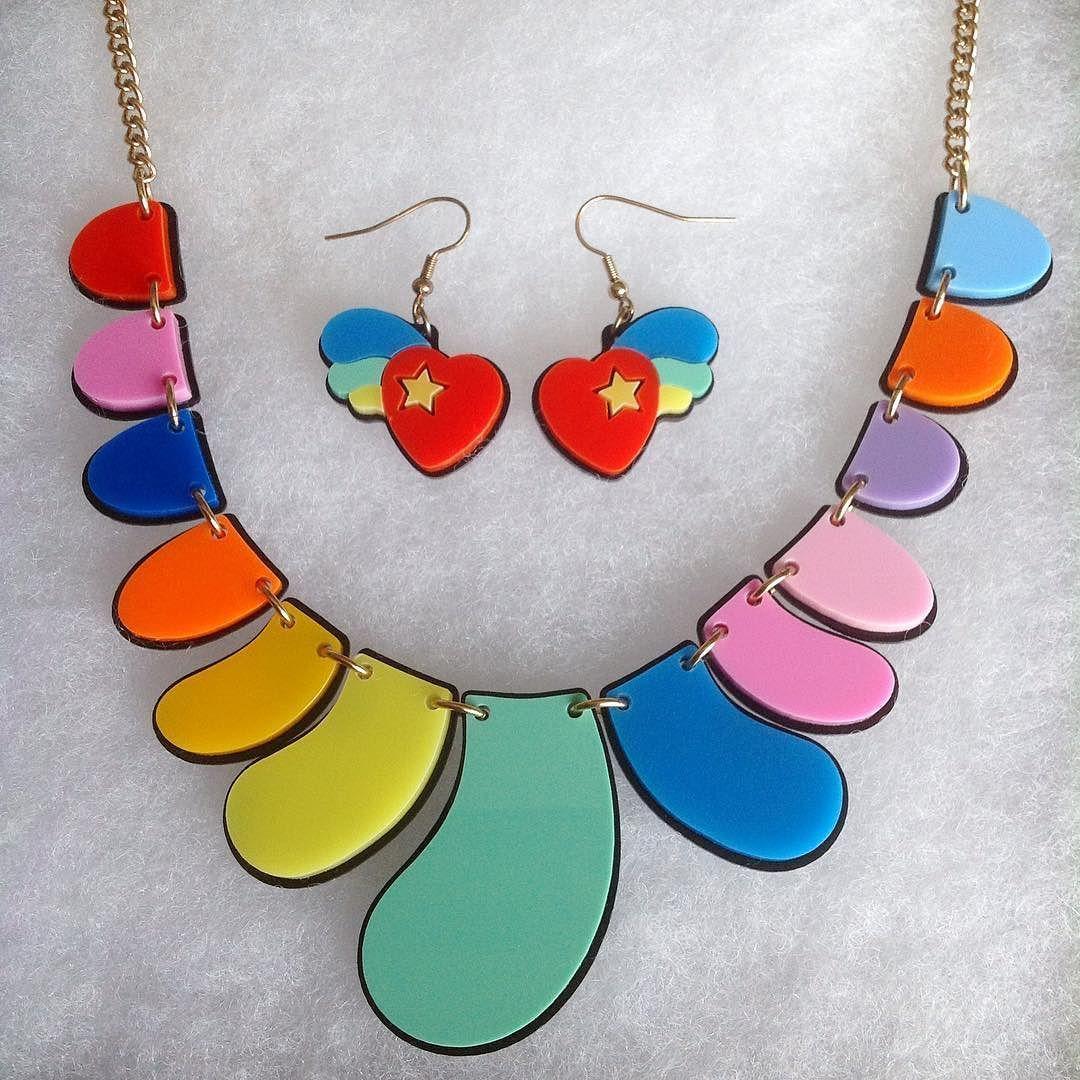 Little bargain ebay earrings to match my necklace  #mytattydevine #tattydevine by sparklebean - Pinned by @FancyAsMilly on instagram -