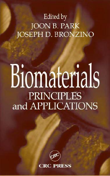 Biomaterials Principles And Applications Pdf Free Pdf Epub Medical Books Principles Free Medical Application