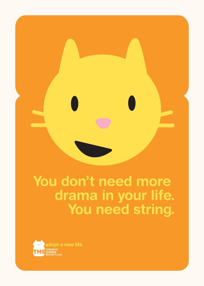 Drama Ads Of The World Humane Society Animal Rescue Ideas