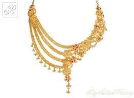 Image Result For Pc Chandra Jewellers Bridal Gold Jewellery Jewels Gold Necklace