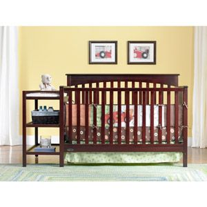 Graco Woodbridge 2 In 1 Fixed Side Crib And Changer