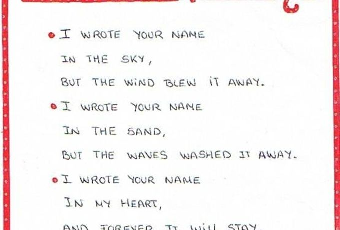 Image result for rhyming poems about life and love ...