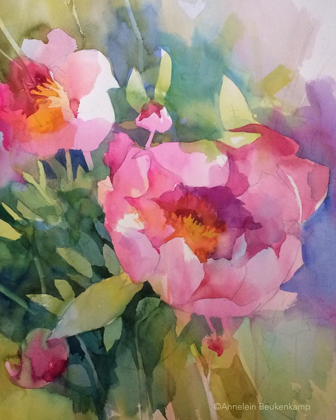 Pin By Pat Schmidt On Crafts In 2020 Floral Watercolor