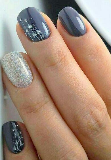 55 Trendy Fall Dip Nails Designs Ideas That Make You Want To Copy Bridal Nail Art Trendy Nails Cute Nail Art Designs