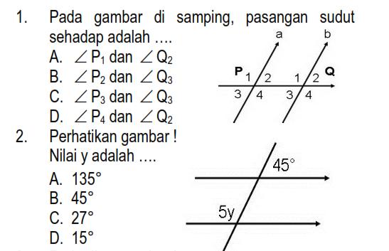 Latihan garis dan sudut matematika garis dan sudut pinterest latihan garis dan sudut matematika ccuart Images