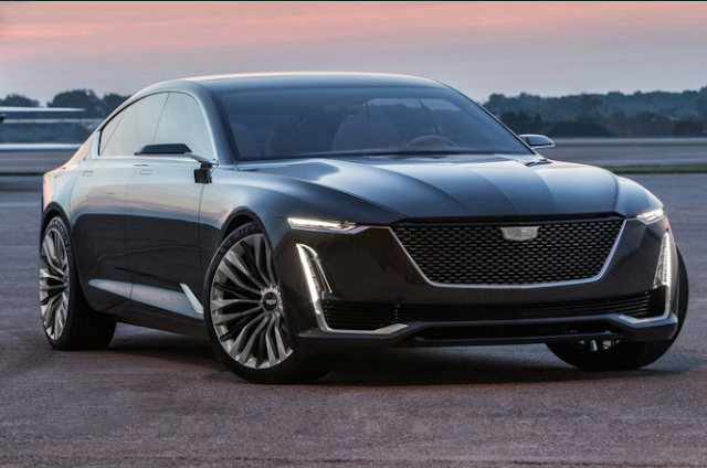 2018 Cadillac Cts V Efficiency Concept New Features Cost Estimate
