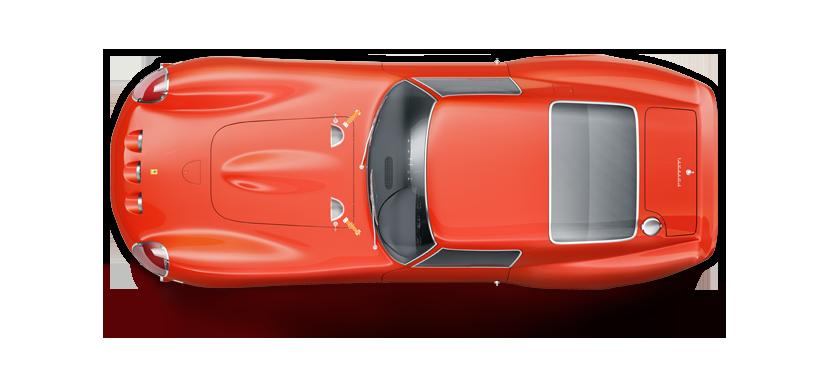 Ferrari 250 Gto Autos Ingenieria Png