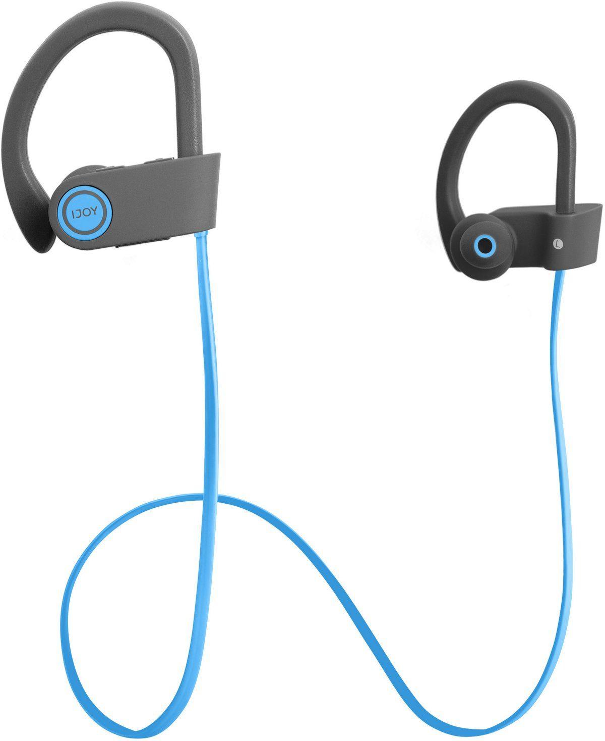 Ijoy Future Sport Waterproof Premium Bluetooth Earphones Earbuds Bluetooth Headphones Wireless Headphones