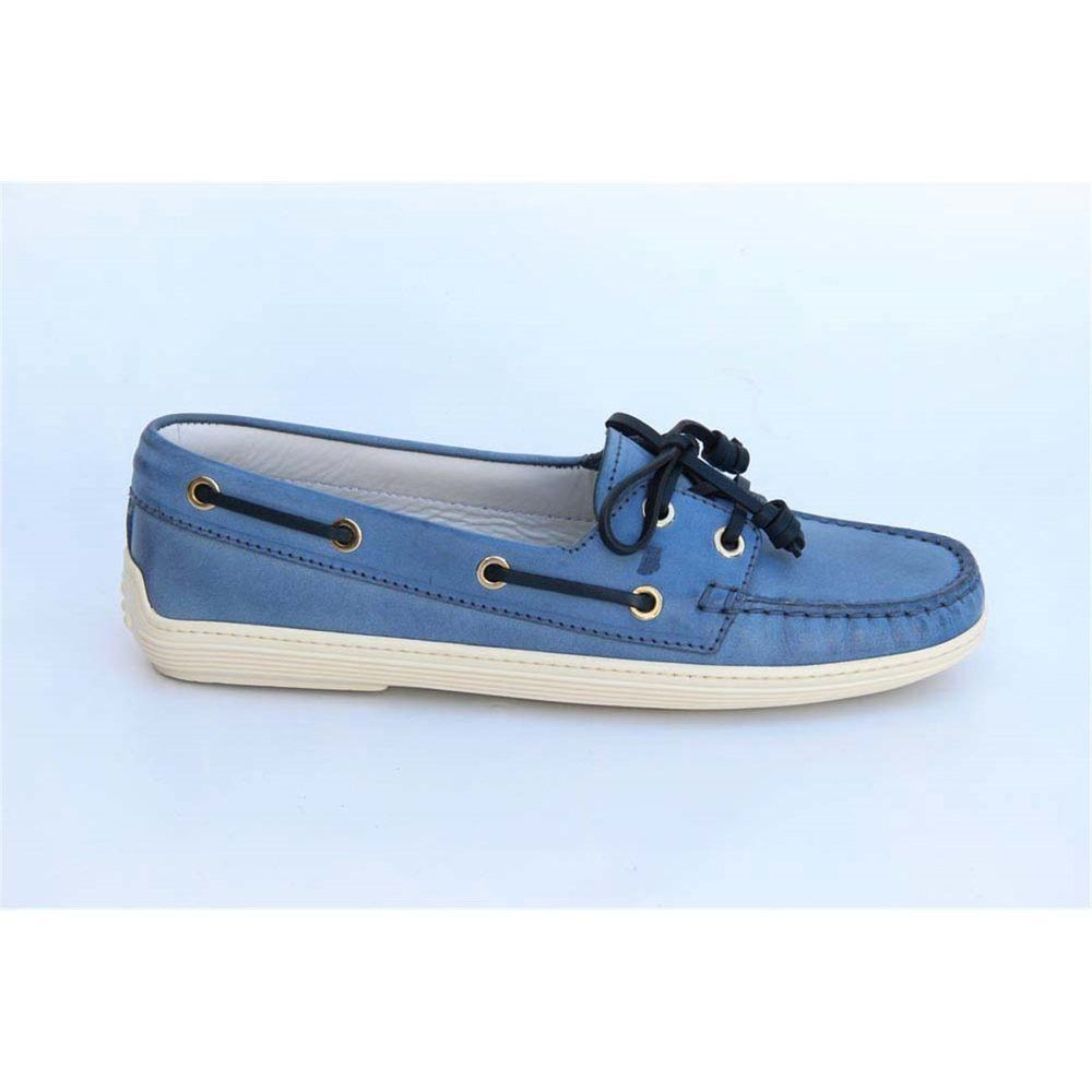 Blue 41 EUR - 9.5 US (273mm) Tod\\s ladies loafer XXW0MA053008A1U614 ...