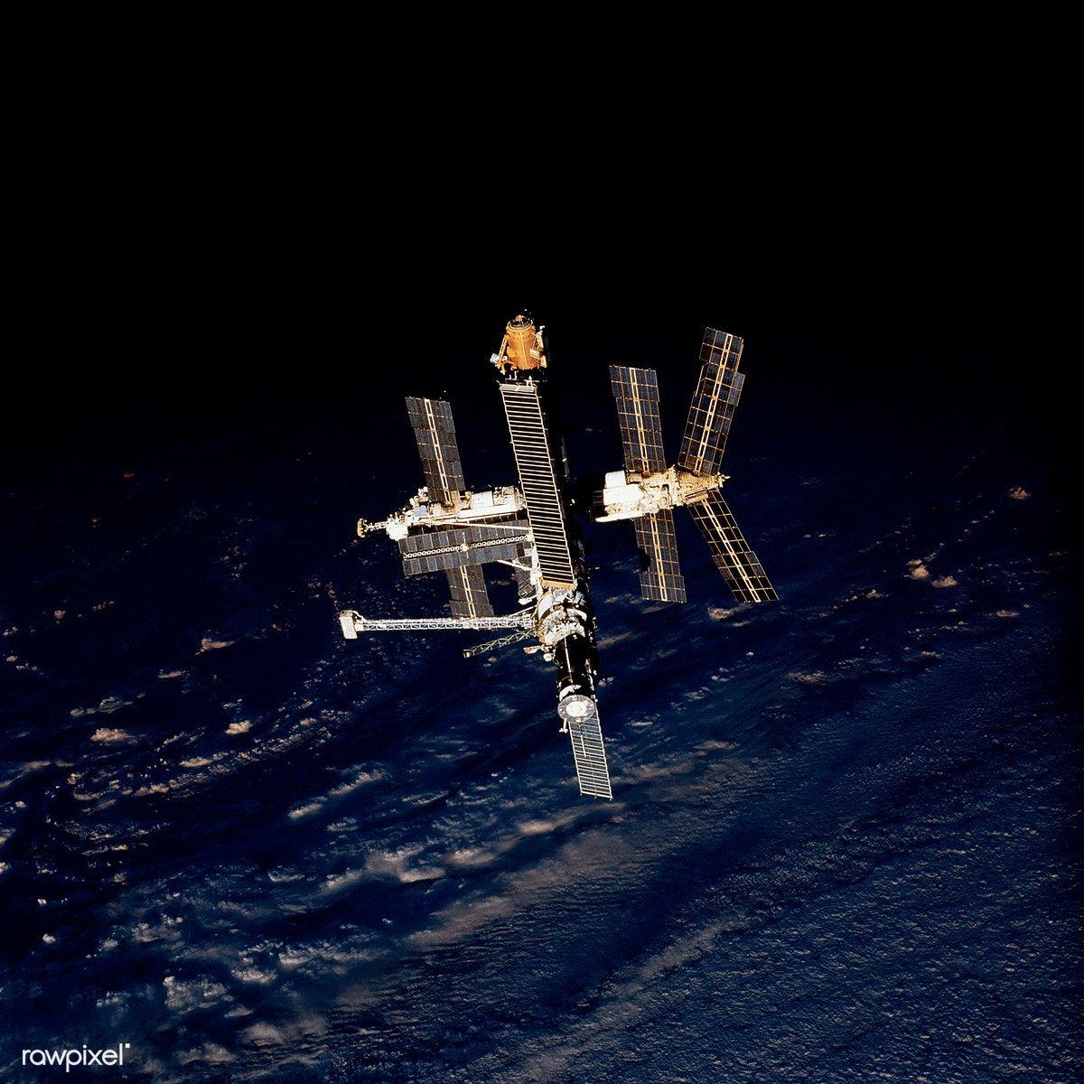 Following The Space Shuttle Atlantis