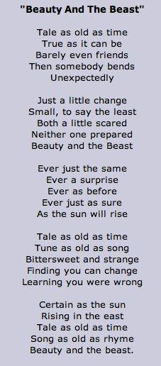 Pin By Caitlin On Song Lyrics Disney Song Lyrics Disney Songs