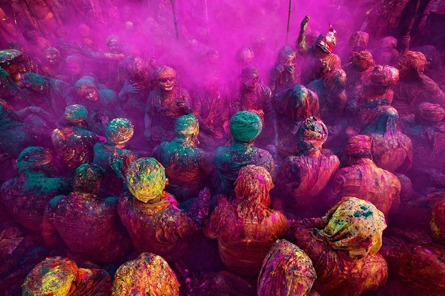Holi — Delhi, India | The 15 Wildest Parties Around The World. I definitely want to go to Holi, as well as a majority of the other festivals on this list!