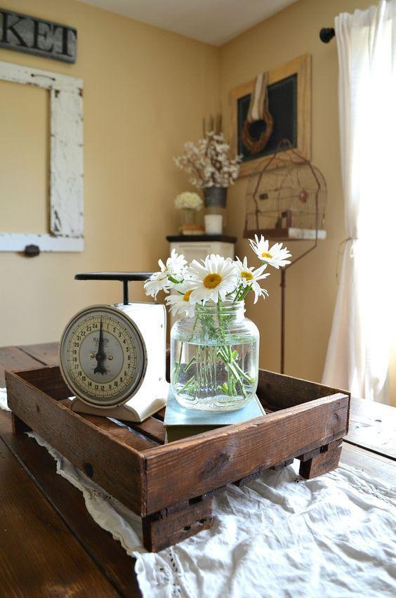 Simple Farmhouse Style Dining Room Sarah Joy Living Decor Trending