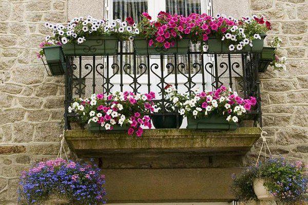 Small Balcony Decor The Most Romantic Juliet Balcony Design
