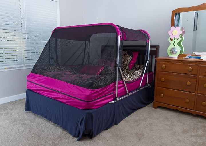 Abram S Bed The Safety Sleeper Custom Solutions