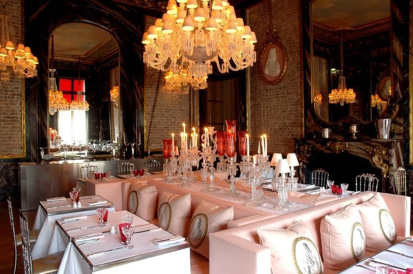 Where Girls Like To Meet In Paris My French Country Home Paris Restaurants Fine Dining Restaurant