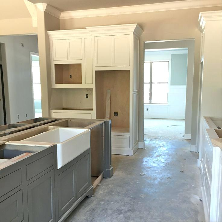agreeable gray kitchen wall agreeable gray island gauntlet ...