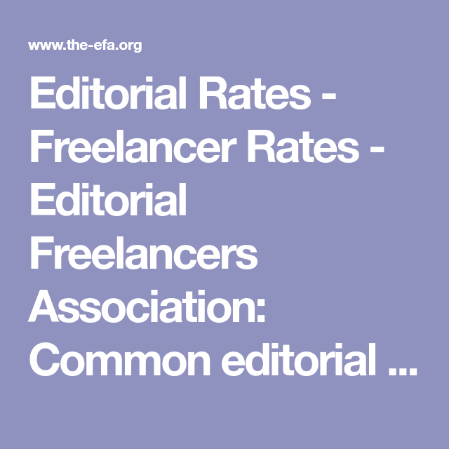 Freelancer Rates (With Images
