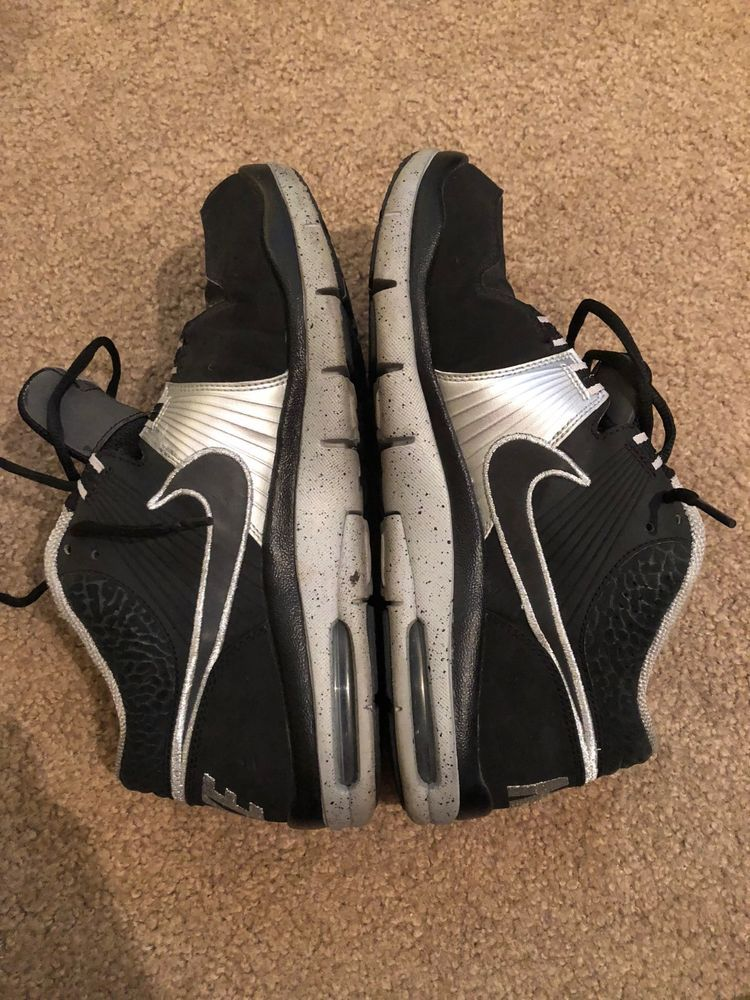 Nike Trainer 1 Bo Jackson Tecmo Bowl Size 8.5 - Gently Worn   Great  Condition  fashion  clothing  shoes  accessories  mensshoes  athleticshoes  (ebay link) a17dcbcc8