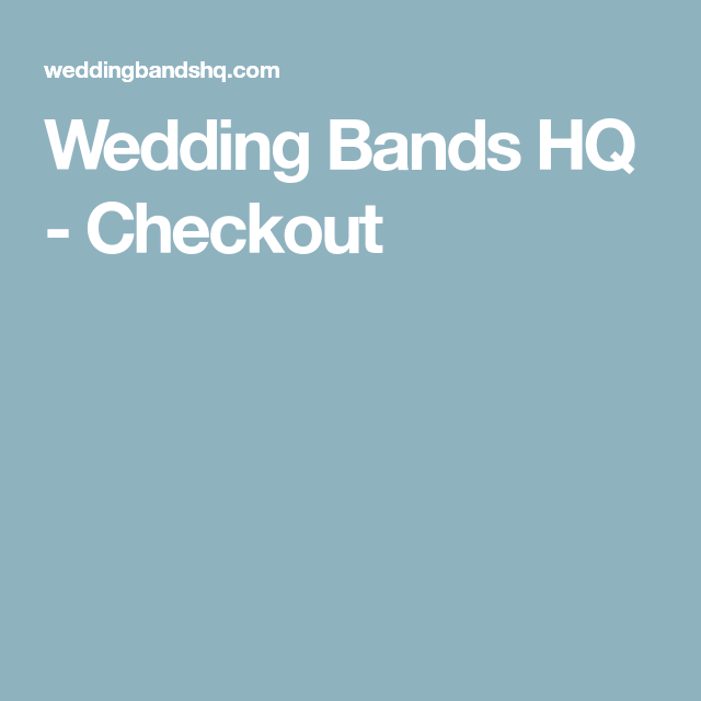 Wedding Bands Hq Checkout Wedding Bands Wedding Wedding Planning