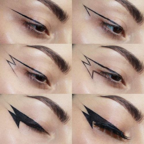 Goth Makeup Ideas And Tutorials: Bring Your Look To The Next Level | E