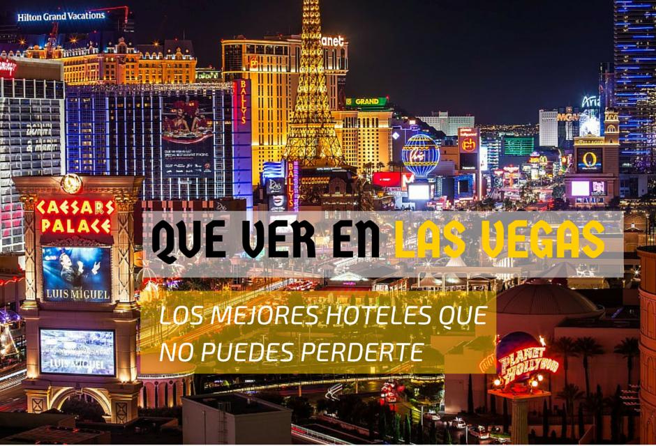 Los Mejores Shows En Las Vegas