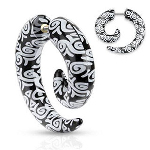 KULTPIERCING - Spiral Fake Taper Swirl von KULTPIERCING, http://www.amazon.de/gp/product/B00BFZR4J4/ref=cm_sw_r_pi_alp_oOwhrb0AC1BSK