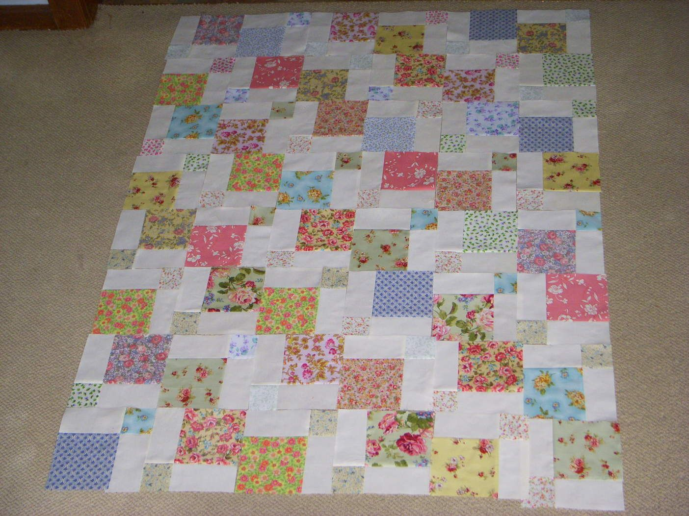 47993d1369349636-falling-charm-quilt-started-life-d9p-disappearing ... : d9p quilt pattern - Adamdwight.com