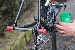 How To Lube Your Chain Bike Kit Lube Bike Chain