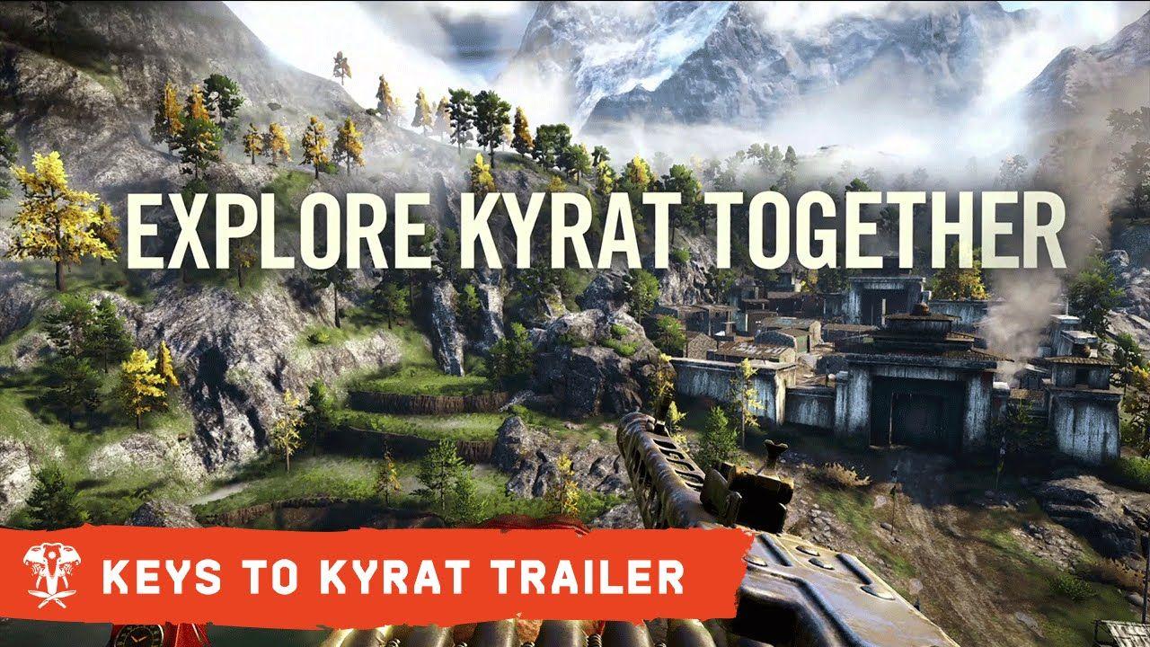 Far Cry 4 Keys To Kyrat Trailer Far Cry 4 Video Game Trailer Game Trailers