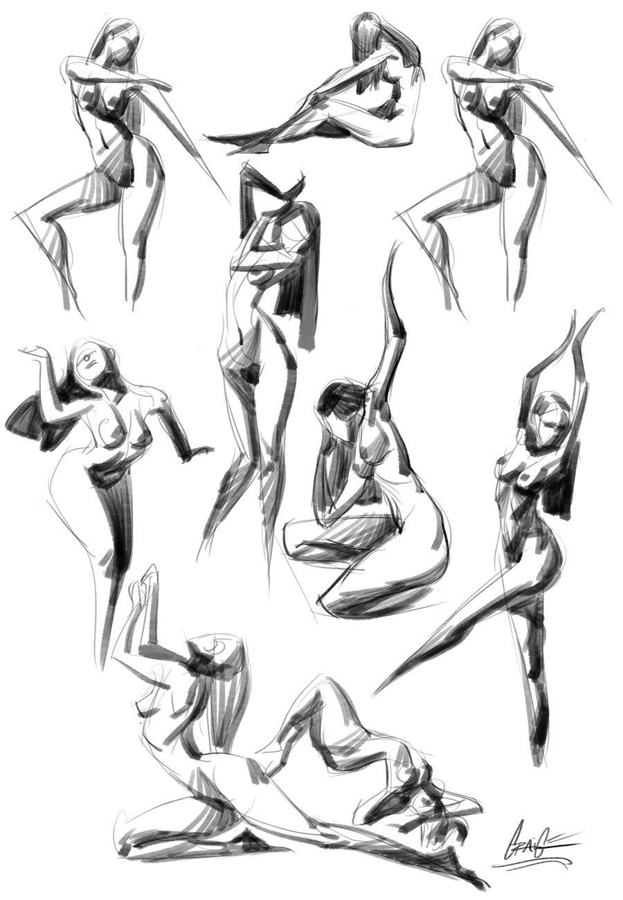 Gesture drawing tool by PiratoLoco.deviantart.com on @deviantART ...