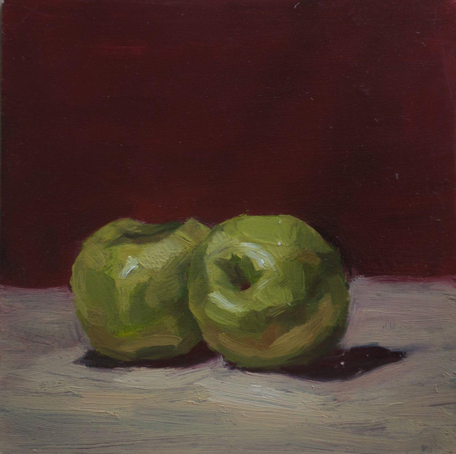 pintura diaria (daily painting)
