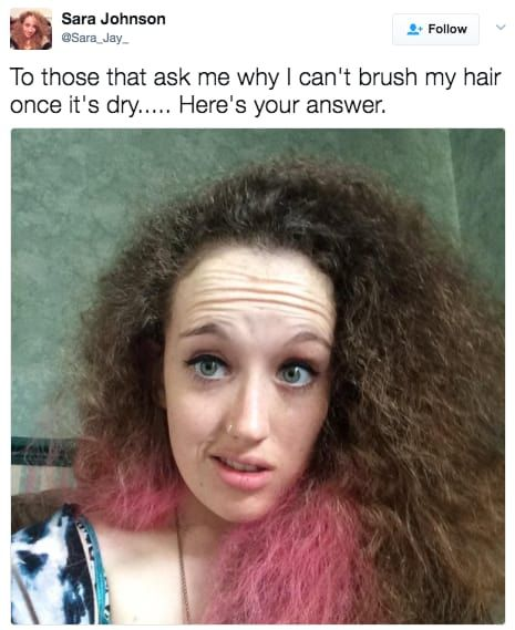 19 Things You Cant Get Away With When You Have Thick Hair Might