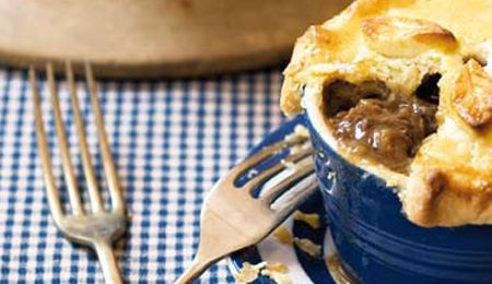 Use ready-made short-crust pastry if you prefer. | Steak ...