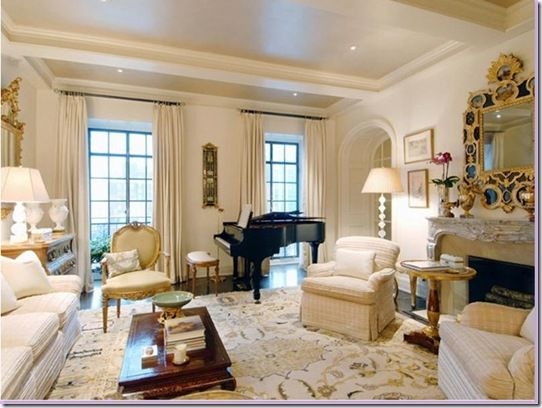 Explore Formal Living Rooms And More White Room Black Piano