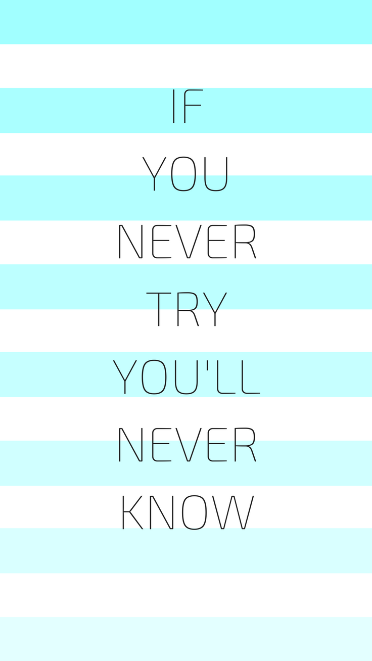 8 Cute Motivational iPhone Wallpapers To Keep You Going ...