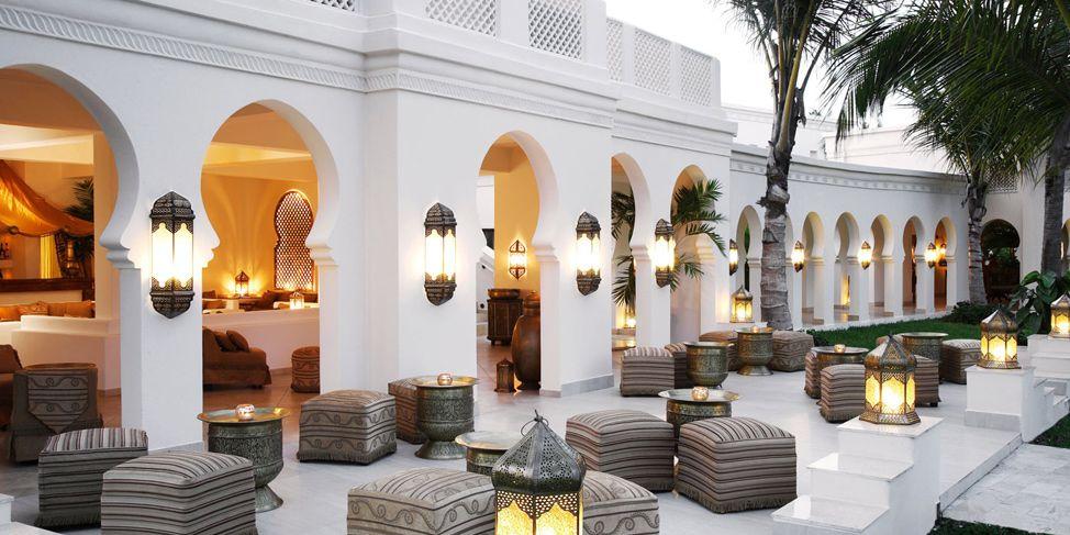 Baraza Resort Spa Patio Zanzibar Maisons Mediterraneennes