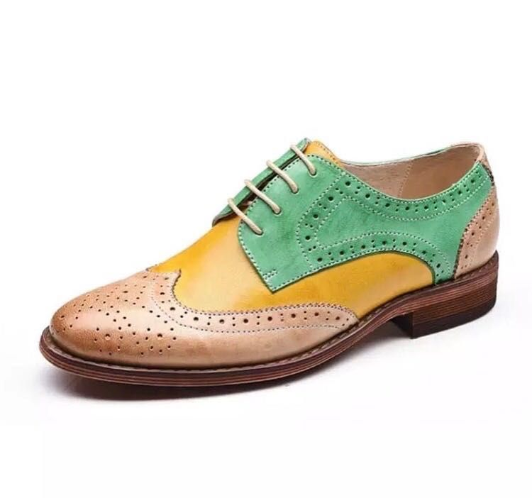 3812014e12 Yinzo Brogues Rubber Material, Vintage Heels, Label Sizes, Low Heels,  Chunky Heels