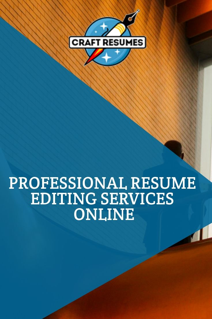 resume editing services online