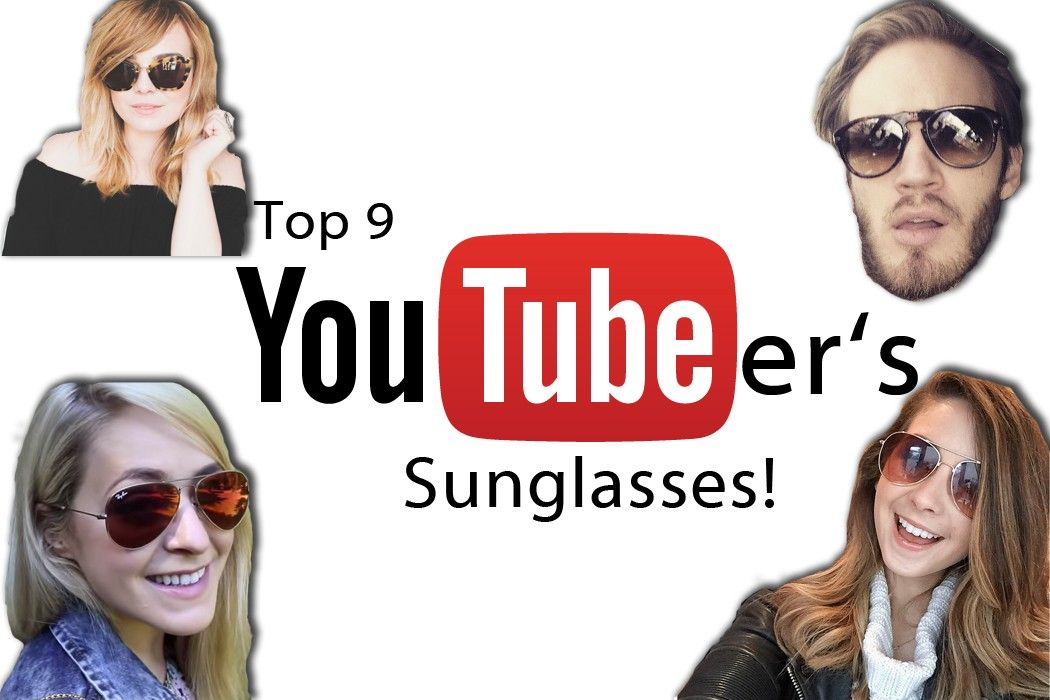 f3371074eab8 Top 9 YouTuber s Sunglasses!  SelectSpecs