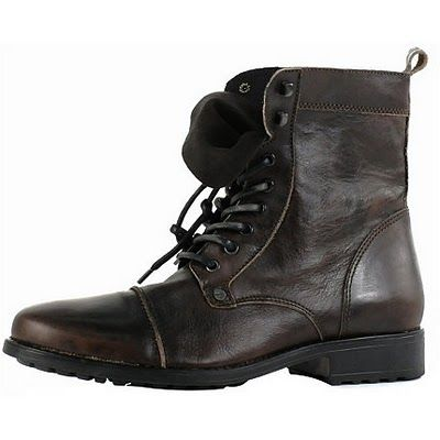 River Island - Military Boots